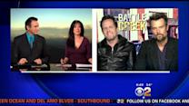 'Battle Creek' Stars Stop By CBS2 News This Morning To Discuss The New Drama