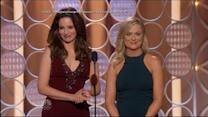 '12 Years a Slave,' 'Breaking Bad' Win Big at Golden Globes