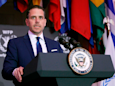 Hunter Biden is stepping down from the board of a Chinese private equity firm as Trump alleges corruption