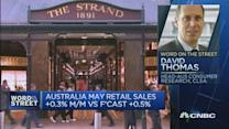 Here's the upside in Australia's May retail sales