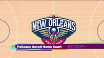 New Orleans Pelicans unveil home court design for New Orleans Arena