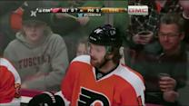 Couturier buries wrap-around on Gustavsson