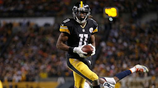 Markus Wheaton injury update: Steelers WR good to go vs. Eagles