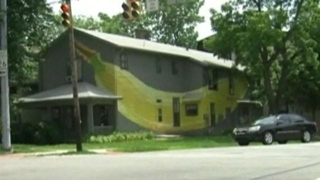 Indiana Residents Split Over 'Banana House' Appeal