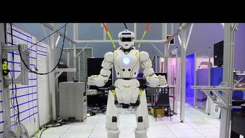 NASA gives preview of its Valkyrie robot