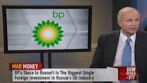 BP CEO: Reduced exposure to Russia