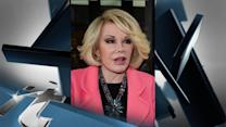 Local Breaking News: Joan Rivers on Celebrating Birthdays: No Cake or Gifts That Disintegrate