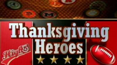 Thanksgiving Heroes 2011 - Segment 1