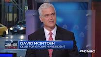 Ted Cruz would win contested convention: David McIntosh