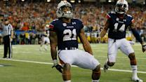 Tre Mason's big day leads Auburn to SEC Title