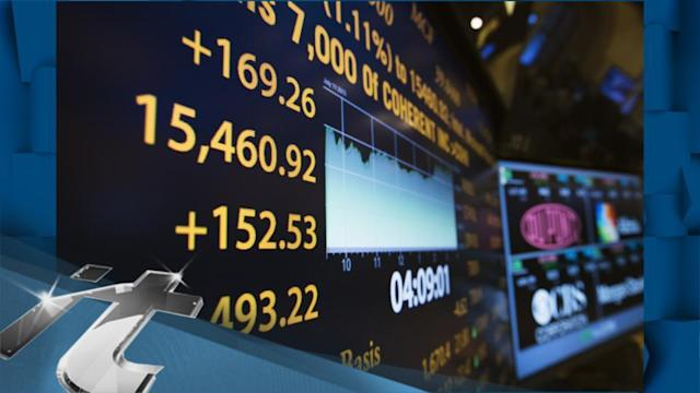 New York Breaking News: US Stocks End Higher, Helped by Gold Miners