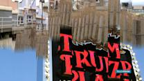 TRUMP WANTS HIS NAME OFF CASINOS