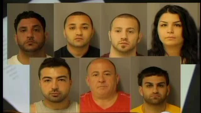 International car theft ring busted