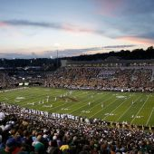 Report: Two Western Michigan players in custody, allegedly held up student