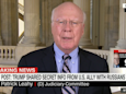 Senator: If Russia is continuing to influence actions in the US, then 'God save us all'