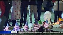 Local woman with ties to Newtown rallies for support