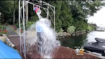 'Ice Bucket Challenge' Raises ALS Awareness One Splash At A Time