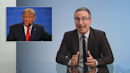 John Oliver slams 'truly evil' Trump administration for exploiting the pandemic to hurt immigrants seeking asylum
