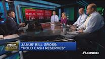 Janus' Gross: Hold cash reserves