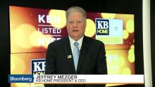 KB Home CEO Says Rate Increase Didn't Slow Sales