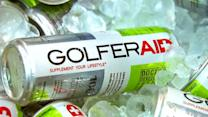 GolferAid: Tasty Golf Supplement Drink