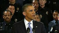 In Colorado, Obama Presses for Gun Measures