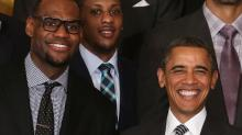LeBron James Thanked Barack Obama For Being A 'True Inspiration'