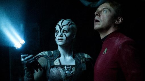 'Star Trek Beyond' soars with $59.6M at weekend box office