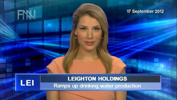 Leighton ramps up drinking water production