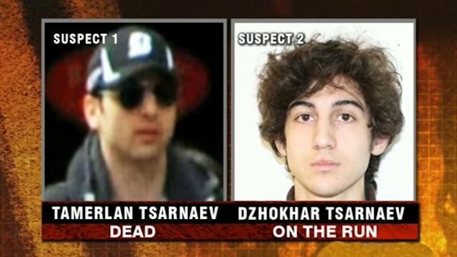 Dzhokhar Tsarnaev's Dad Advises Suspect to Give Up