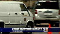 Sheriff: Body Found In Moreno Valley Believed To Be Gunman