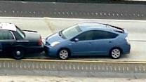 911 Call From Runaway Prius