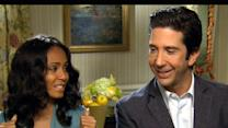 Jada Pinkett Smith And David Schwimmer: 'Madagascar 3: Europe's Most Wanted' Is 'Stunning'