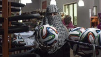 Photos Capture World Cup Balls' Amazing Journey