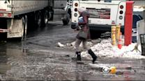 Icy Start To The Work Week For Tri-State Area Commuters
