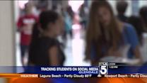 Glendale Schools to Track Students on Social Media