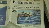 Greece a flashpoint for Europe?