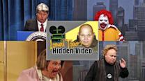 David Letterman - Leonard Tepper's Hidden Video