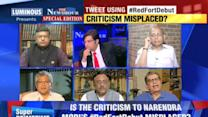 Debate: Criticism misplaced? - 3