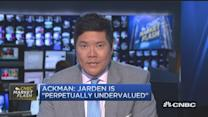 Ackman: Jarden 'perpetually undervalued'