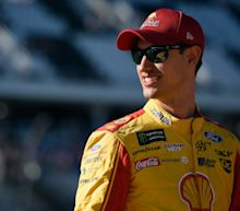 Joey Logano is going to be with Team Penske for a long, long time