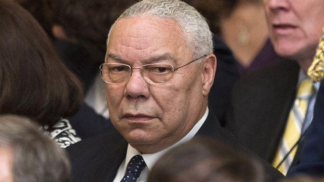 Is Colin Powell holding a grudge against the GOP?
