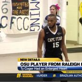 Oklahoma State player from Raleigh dies of enlarged heart