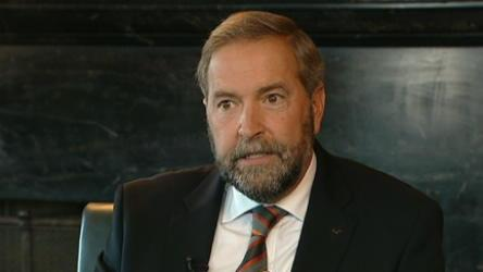 Mulcair calls Tories liars