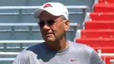 2010 Razorback Fall Camp: Day 7