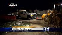 Homes Evacuated After Gas Leak In White Settlement