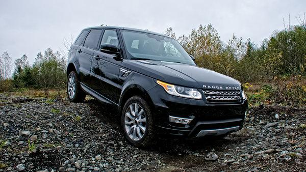 Review: 2014 Range Rover Sport HSE
