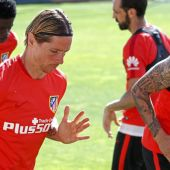 Atletico Madrid ace welcomes strong competition for places