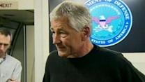Afghanistan Bombing Timed to Coincide With Chuck Hagel Visit