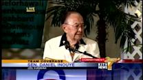Sen. Inouye ready to return to office